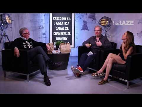 "Jim and Jeannie Gaffigan Introduce New Show | ""Glenn Beck Program"""