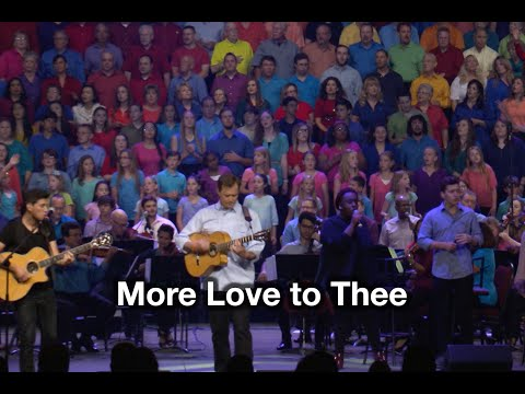 More Love to Thee - Tommy Walker - from Generation Hymns 2