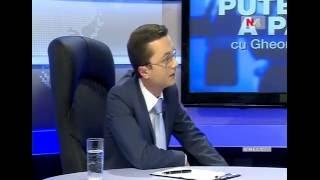 """""""Puterea a Patra"""" cu Gheorghe Gonța. Invitat - Igor Dodon"""
