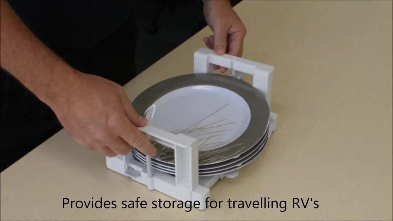 FROLI Horizontal Plate Holder & FROLI Horizontal Plate Holder - YouTube