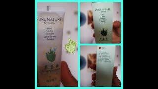 Must Have Skincare Item : Aloe Vera (Sensitive Skin, Rosacea, Irritated Skin)