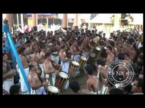 Panchari Melam by Mattannur Sankarankutty Marar & Team