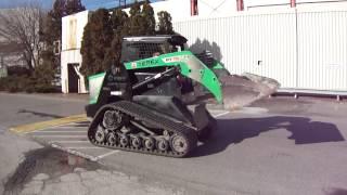 2011 Terex PT70 Skid Steer Track Loader HIGH FLOW  - https://www.equipseller.com