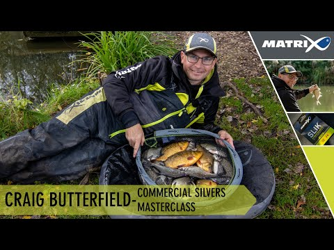 *** Coarse & Match Fishing TV *** Craig Butterfield - Commercial Silvers Masterclass