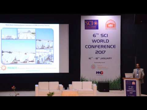 Dr. Ajay Chandak: Solar Thermal Technologies for Industrial Process Heating