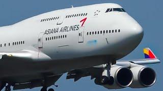 10 BIG PLANES Landing In The Philippines | Manila Airport Plane Spotting