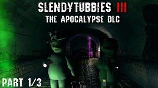 Slendytubbies 3 The Apocalypse DLC DEMO Part 1