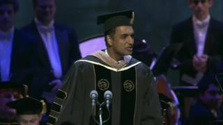 Commencement address Live, Love, Laugh by G V Sanjay Reddy at Purdue University - December 2016