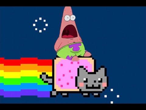 Nyan cat- 50 funny memes