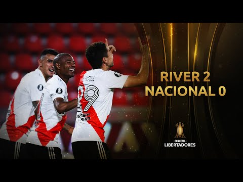Club Nacional Atletico River Plate Goals And Highlights
