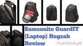 Samsonite - Rewind - LAPTOP Rucksack mit Rollen 55 20 ... e2bb2e867b