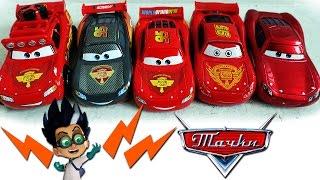 Тачки - Тачки Молния Маквин Новый мультик про машинки для детей - Герои в Масках Ромео Cars McQueen