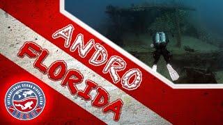 Andro Wreck Scuba Dive | North Miami Beach, Florida