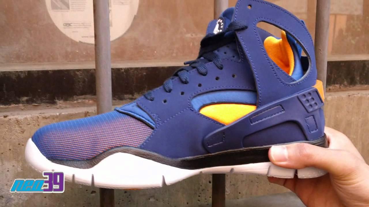 362fa31fb058 Nike Huarache Free Basketball - YouTube