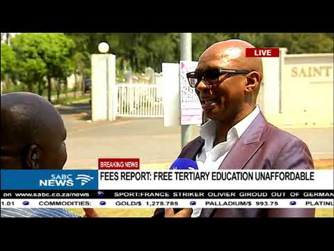 Zizi Kodwa on the ANC NEC meeting and Fees Commission report