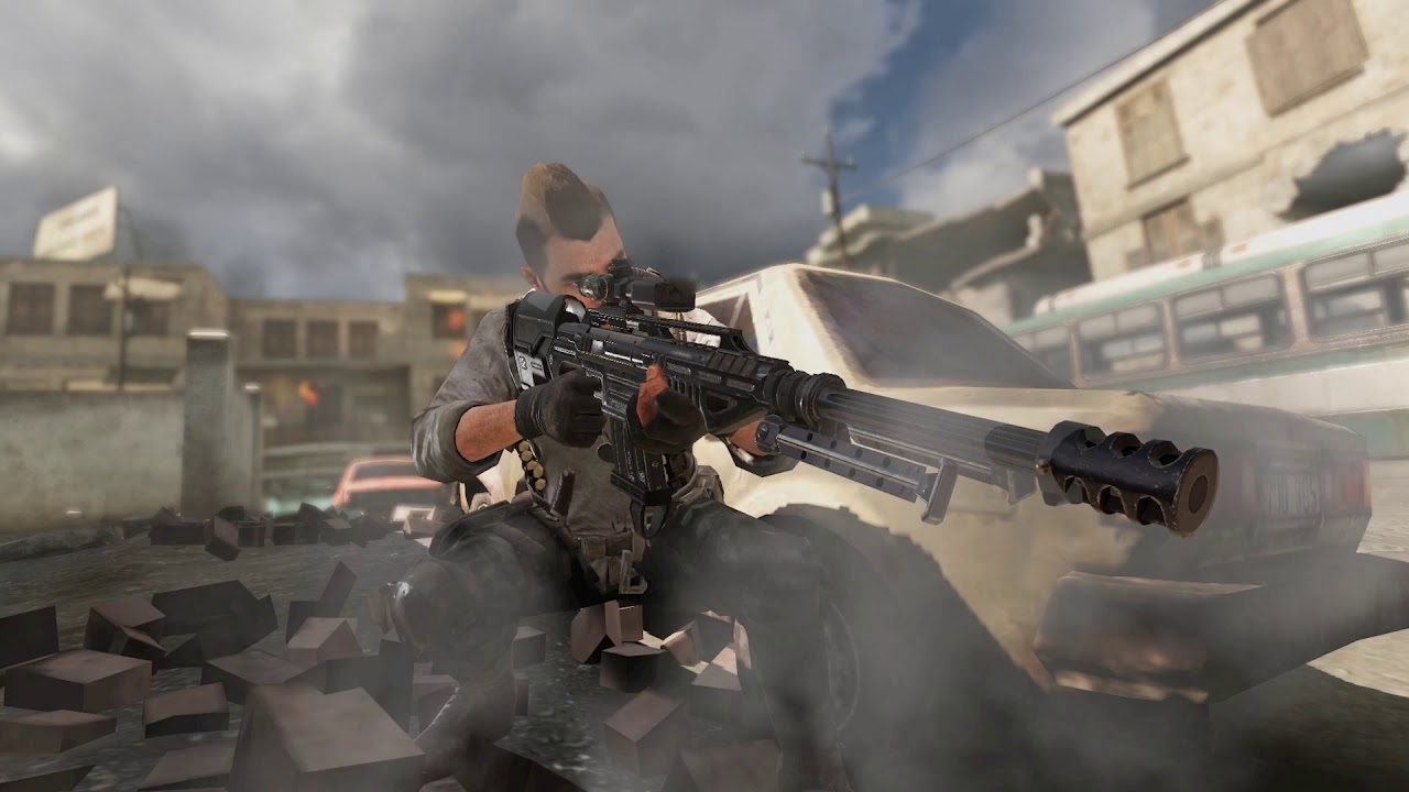 Call Of Duty Mobile Is Coming To Iphones And Android On October 1 Business Insider
