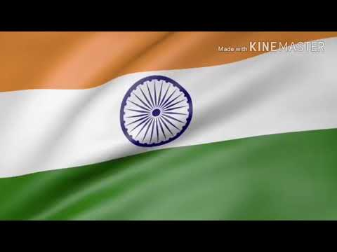 Indian national flag song in hindi lyric jai hind