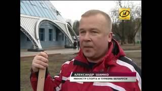 Аллея славы белорусского фристайла заложена в Минске