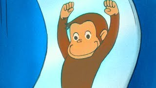 Curious George 🐵George vs. The Turbo Python 3000 🐵 Kids Cartoon 🐵 Kids Movies | Cartoons for Kids