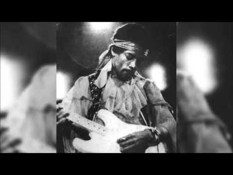 JIMI HENDRIX - Live in Davenport (1968) - Full Album (Vinyl)