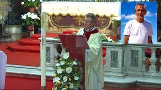 11 Aprile 2018 Santa Messa 1830 suffragio Piotr Bart OMELIA