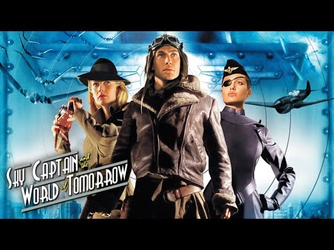 Sky Captain and the World of Tomorrow - Trailer HD deutsch