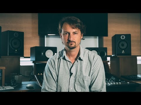 Christian Huant: Music Production Course Leader