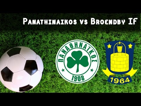 Panathinaikos vs Brondby IF LIVE STREAM GAMEPLAY
