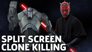 Star Wars Battlefront 2: Split Screen Arcade Mode