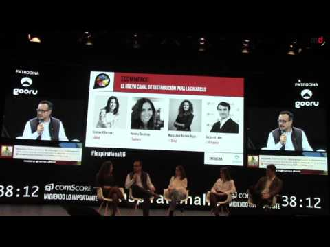 Inspirational 2016: Mesa redonda e-commerce