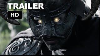 The Elder Scrolls Skyrim Trailer #1 (2016) - Christopher Plummer Movie (FanMade)