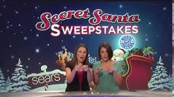 Season 33 Sears Secret Santa Family Week (Day 1)