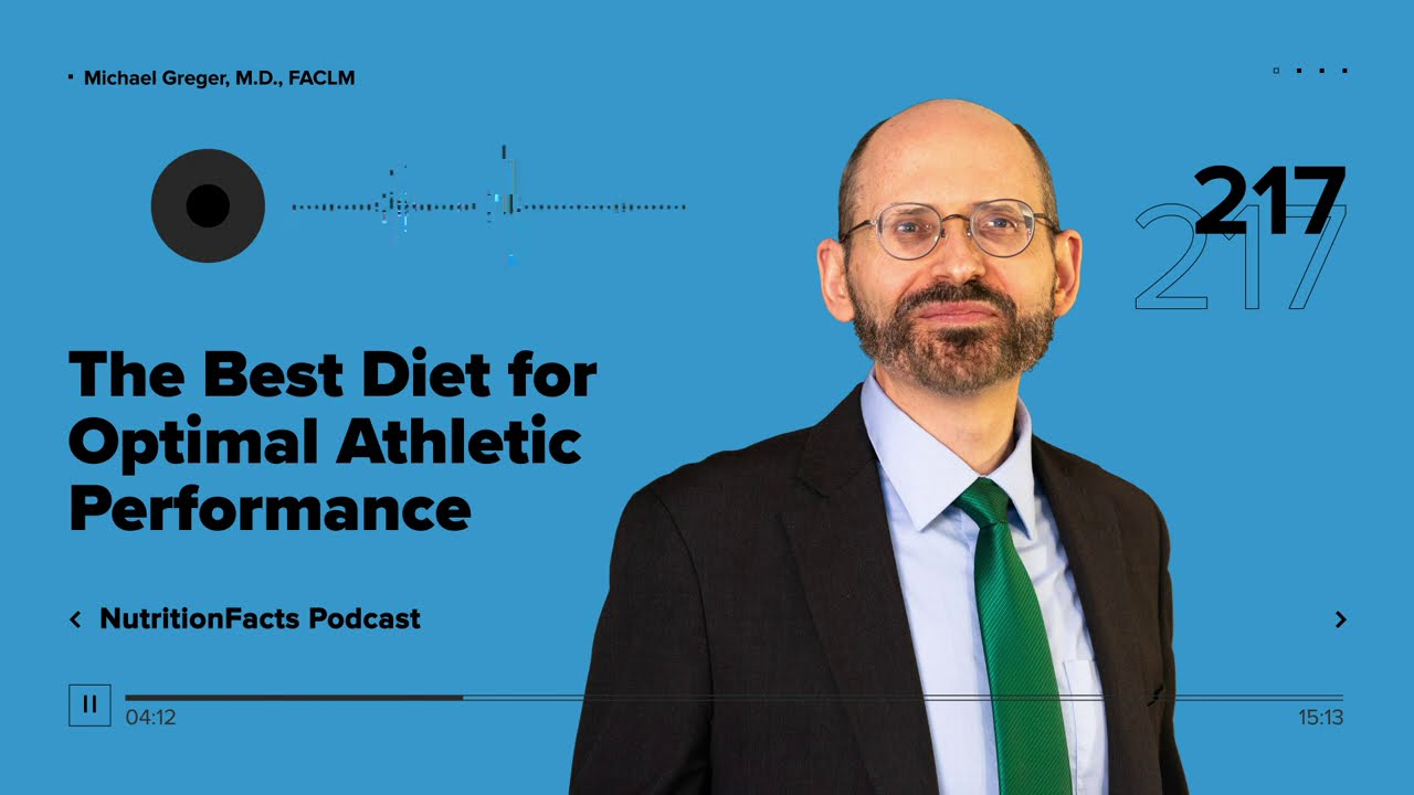 Podcast: The Best Diet for Optimal Athletic Performance