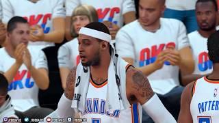 NBA 2K18 PC | Jazz & Thunder | ESPN Scoreboard, 4K Court, PG, Mitchell, Westbrook | 4K w/Mods