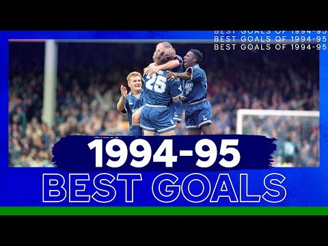 Leicester City's best goals of 1994-95