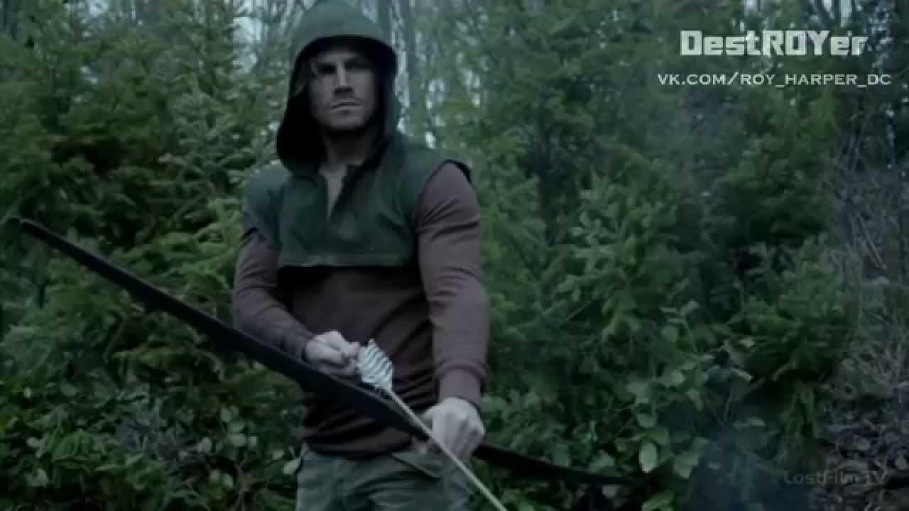 Стрела (1 сезон) смотреть онлайн бесплатно
