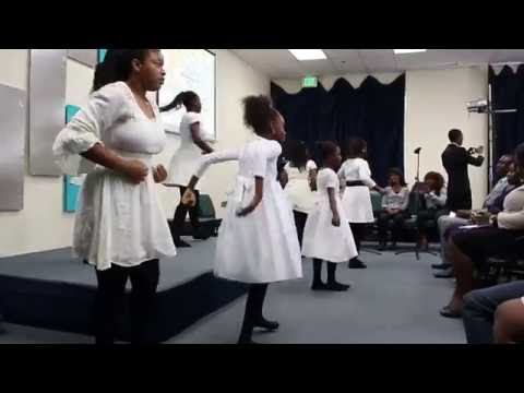 Way Maker by Sinach | Praise Dance Ministration