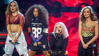 Little Mix Woman Like Me Live on The Voice Holland LiveShows.mp3