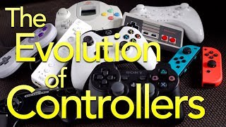 The Evolution of Game Controllers | TDNC Podcast #124