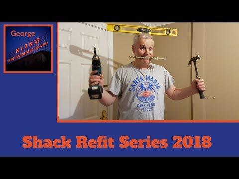 Shack Refit Part 1