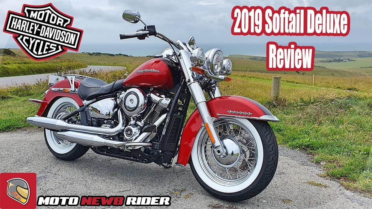 Harley Davidson Deluxe >> 2019 Softail Deluxe Review Harley Davidson