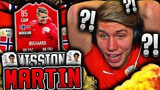 COMEBACKET til MISSION MARTIN på FIFA 19 💥🇳🇴 **MARTIN ØDEGAARD på FUT CHAMPIONS**