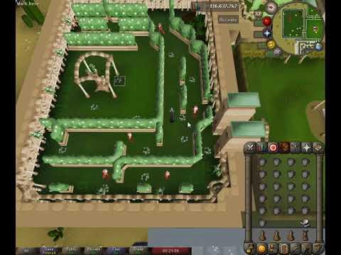 OSRS - Sorceress's Garden: Summer Sq'irkjuice 1-Click Guide
