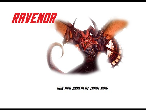 HoN Pro Ravenor Gameplay - 1865 MMR - Ep.150