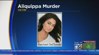 Police Retrieving Info From Cell Phone In Rachael DelTondo Murder Case