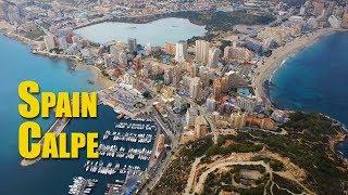 Spain, Calpe - Fiesta, Ifach, wedding, Old town
