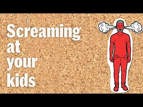 Is Screaming at Your Kids a Form of Abuse?