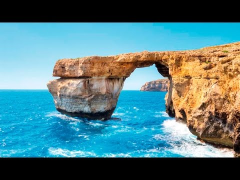 Visit Malta in Mediterranean Tour & Vacation Video
