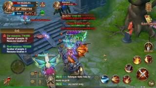 War Of Rings - Elite Vs Garuda