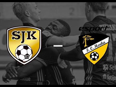 SJK TV - videokooste SJK - FC Honka 21.4. 2018